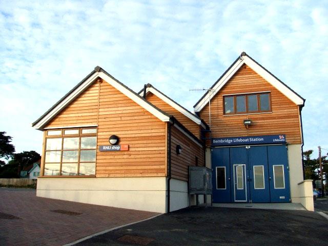 Lifeboat Station, Bembridge